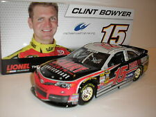 2013 CLINT BOWYER 1/24 30th ANN.TOYOTA CAMRY NASCAR LIONEL DIECAST CAR 1 of 637