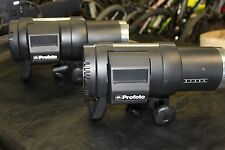 Profoto B1 500 AirTTL Battery Powered Monolight  Flash x 2 No Reserve