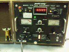 Multi Amp Model FTS-300 Frequency Test Set