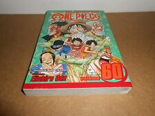 One Piece vol. 60 by Eiichiro Oda Manga Graphic Novel Book in English