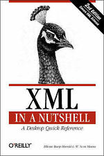 XML in a Nutshell: A Desktop Quick Reference (In a Nut