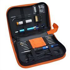 Full Set 60W 110V Electric Soldering Iron Kit