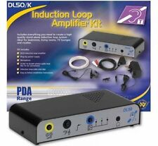 TC198- DL50/K 16sqm DOMESTIC INDUCTION LOOP AMPLIFIER HEARING ASSISTANCE KIT KIT