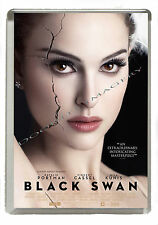 The Black Swan - Film Poster Fridge Magnet - Jumbo Size 90mm x 60mm