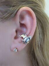 Sterling Silver BAT EAR CUFF  by Marty Magic