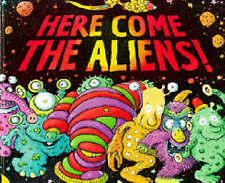 Here Come the Aliens! by Colin McNaughton (Hardback, 1995)