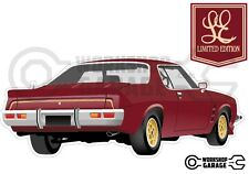 New-Collectable-Holden-Monaro-HX-Limited-Edition-LE - MEGA SIZE Rear Side View