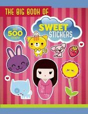 The Big Book of Sweet Stickers (Big Book of Stickers)-ExLibrary