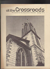 At the Crossroads Journal of Downtown Rochester Churches Spring 1974