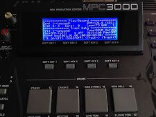 Akai MPC3000 and MPC60mkII LED SCREEN LCD  display NEW!!! LAST two LEFT!!!