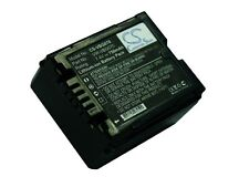 7.4V battery for Panasonic SD100, SS100, VDR-D310, SDR-H200, H68GK, HDC-SD9, NV-