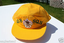 Ball Cap Hat - 418 Squadron Royal Canadian Air Force Inuit Eskimo Hunter (H1013)