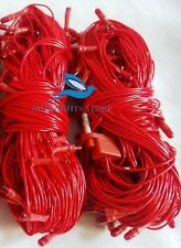60 Feet- Set of RED Rice Ladi Decoration Lighting for Diwali