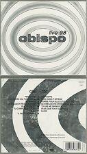 PASCAL OBISPO : Le meilleur de PASCAL OBISPO EN CONCERT LIVE ( 2 CD )