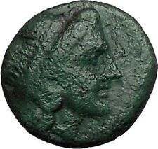 OLYMPIA Olympic Games 145-147 Olympiad in ELIS 200BC Ancient Greek Coin i56239