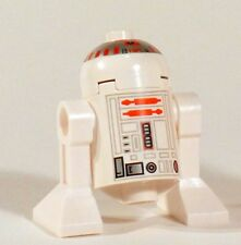 NEW LEGO STAR WARS R5-D4 MINIFIG Red Astromech Droid Minifigure 7658 r5d4 r2-d2