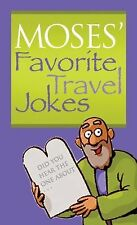 Moses' Favorite Travel Jokes (Value Books) by , Good Book