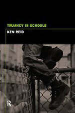 Truancy and Schools-ExLibrary