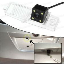 4 LED CCD Car Rear View Camera Reverse Backup for Volkswagen Touran 2011-2014