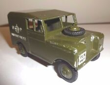 Morestone Large Scale Military Police Landrover 1958