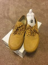Vans Wtaps Yellow Gold Wings 11.5 Fog Yeezy Shoes