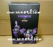 Transformers TFC toy Hades H-06 Hypnos Drillhorn Liokaise in Stock