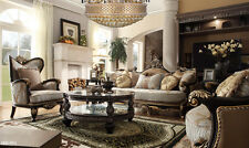 Formal   Classic European Style Luxury 4  Piece Living Room Set HD-551