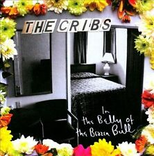 THE CRIBS IN THE BELLY OF THE BRAZEN BULL NEW CD RARE AUST RELEASE ALBUM L1