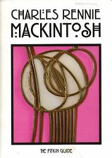 "FIONA DAVIDSON - ""THE PITKIN GUIDE TO CHARLES RENNIE MACKINTOSH"" - 1st Edn(1998)"