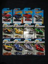 Hot Wheels 2016 Collection of 12 FORD Mustang Cars PERFORMANCE Series plus 4