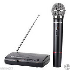 Pro Wireless Dynamic Handheld Hand Microphone Mike Mic System