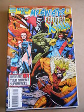 WHAT IF.... Mr Sinister formed The X-Men n°74 1995 Marvel Comics   [SA26]
