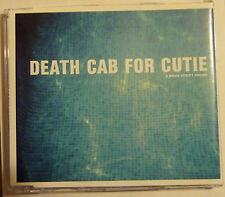 DEATH CAB FOR CUTIE A Movie Script Ending 2002 UK Three Track CD  NEW