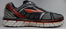 Brooks Trance 12 Men's Running Shoes Sz US 12.5 M (D) EU 46.5 Silver 1101301D150