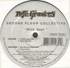 SECOND FLOOR COLLECTIVE - Blvd. East - Nite Grooves