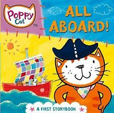 Poppy Cat TV: All Aboard!, Jones, Lara, New Book