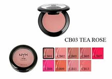 NYX Blush CB03 TEA ROSE Rouge Cream new face makeup Medium Beige Pink