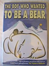 The Boy Who Wanted to Be a Bear DVD 2005 New MS-69