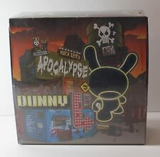 "Huck GEE 3"" Post Apocalypse Dunny SEALED FULL CASE Kidrobot"