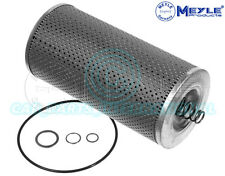 Meyle Oil Filter, Filter Insert with gaskets/seals 014 184 0002