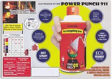 Power Punch 911 Fire Extinguisher