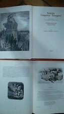 Rabelais François*** Gargantua Pantagruel. Les cinq livres illustré par Doré
