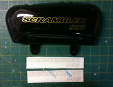 Triumph Scrambler 900 colore oro - adesivi/adhesives/stickers/decal