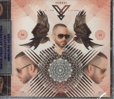 YANDEL DE LIDER A LEYENDA SEALED CD NEW 2013