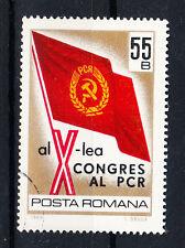 Rumänien Briefmarken 1969 Kongress der Komm. Partei Mi.Nr.2789