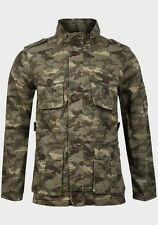 BRAVE SOUL CAMOUFLAGE SIZE SMALL MEN'S BLAZER JACKET COAT
