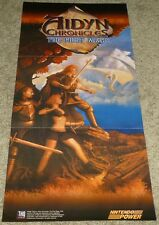 AIDYN CHRONICLES: THE FIRST MAGE POSTER - Nintendo 64, N64