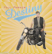 PAUL PARKER - DESTINY     *NEW CD ALBUM*   KLONE/GAY INTEREST.