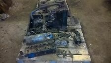 SUMP REMOVED FROM FORD 3000 ENGINE BREAKING