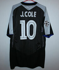 Chelsea England away shirt 04/05 #10 J. Cole Umbro Champions League